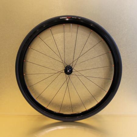 Paire de roues alu aéro 30 mm