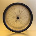 Paire de roues carbone route 45 mm