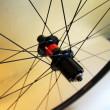 Paire de roues carbone route 24 mm