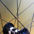 Paire de roues carbone route 55 mm