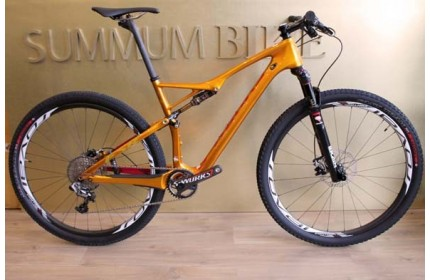 Specialized Epic S-works, série limitée Burry Stander